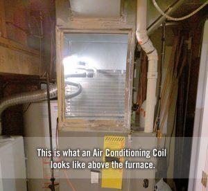 AC coil