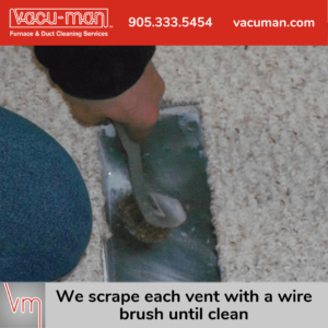 Scraping a Vent