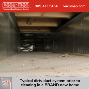 Typical Dirt Duct