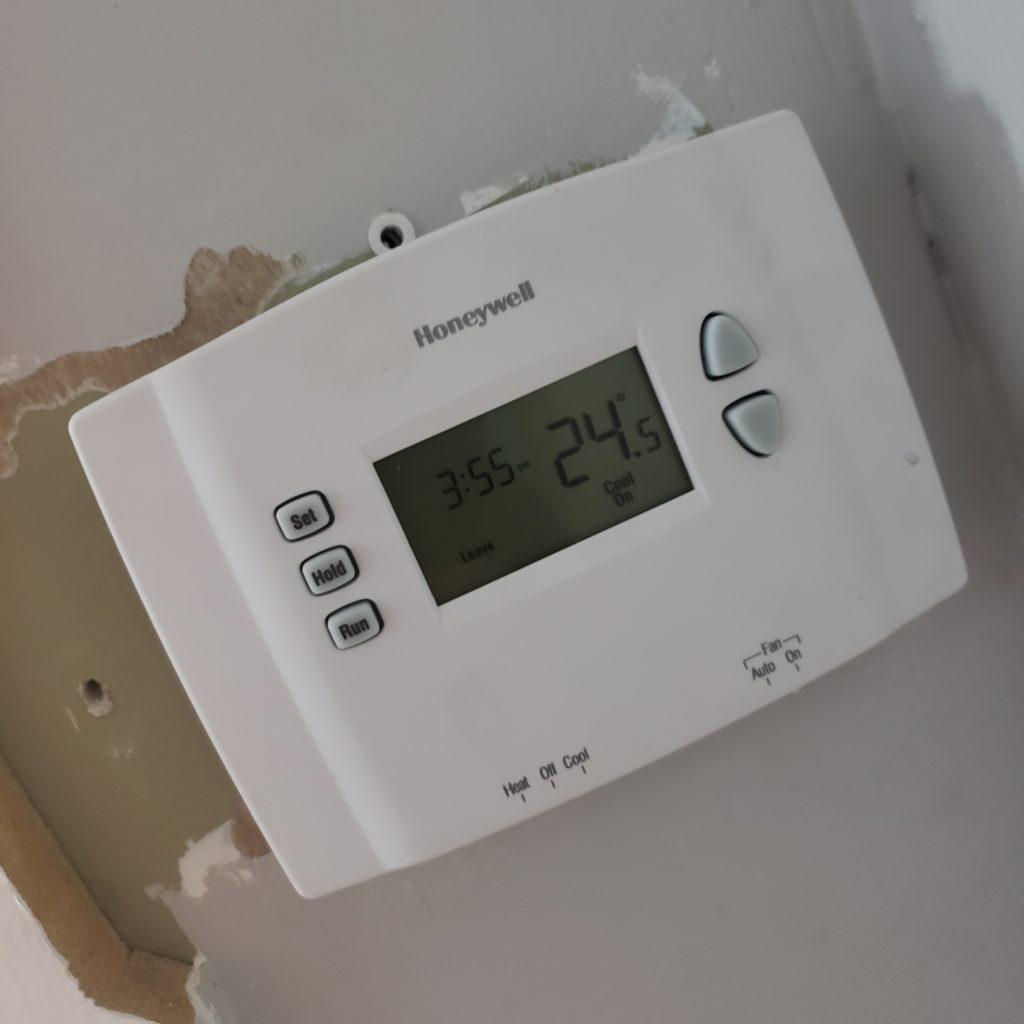 Thermostat - honeywell
