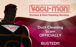 Duct Cleaning Scams!