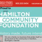 Vacuman hamilton community foundation