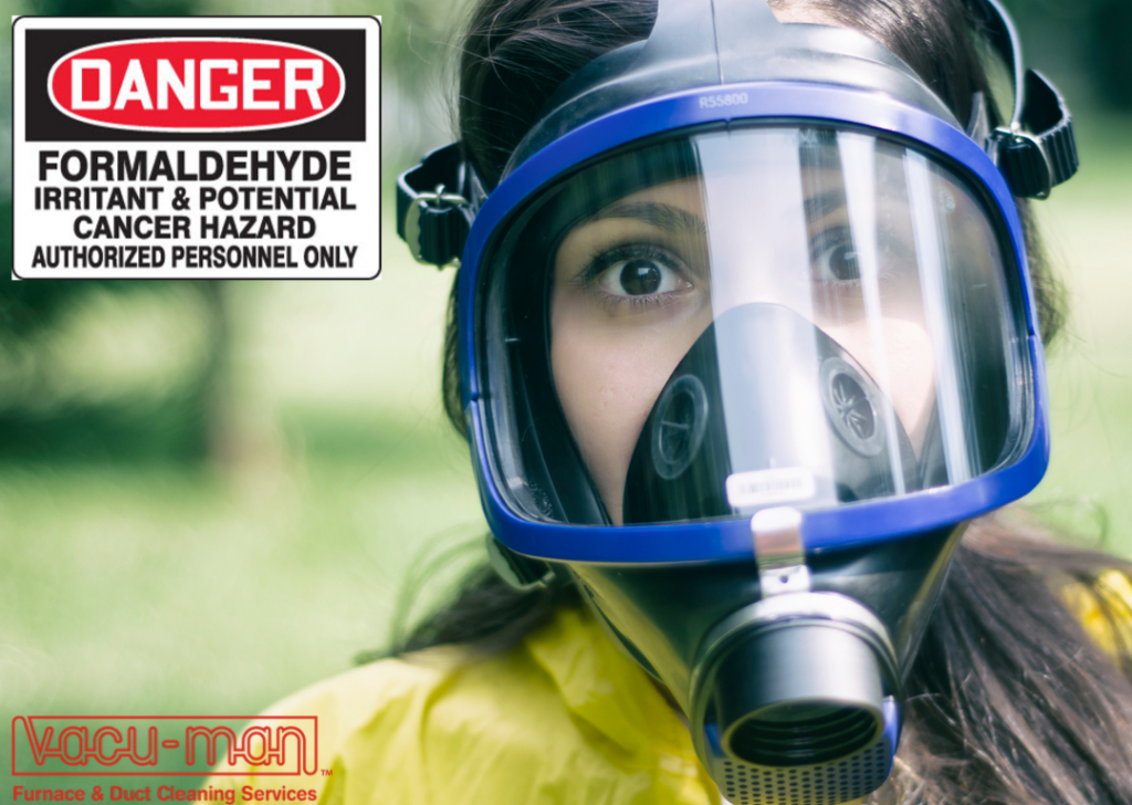 Formaldehyde – It's in our air?
