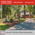 _ Summer Time Duct Cleaning Specialists