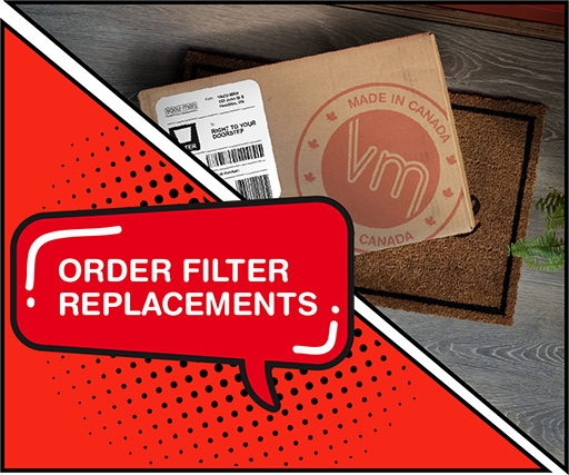 Order filter replacements