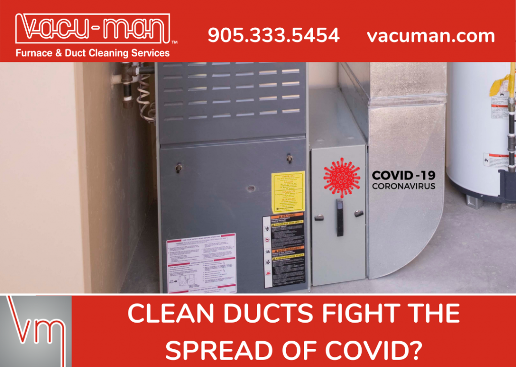 CLEAN DUCTS FIGHT COVID
