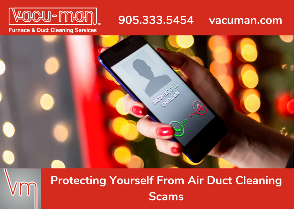 Protecting Yourself From Air Duct Cleaning Scams